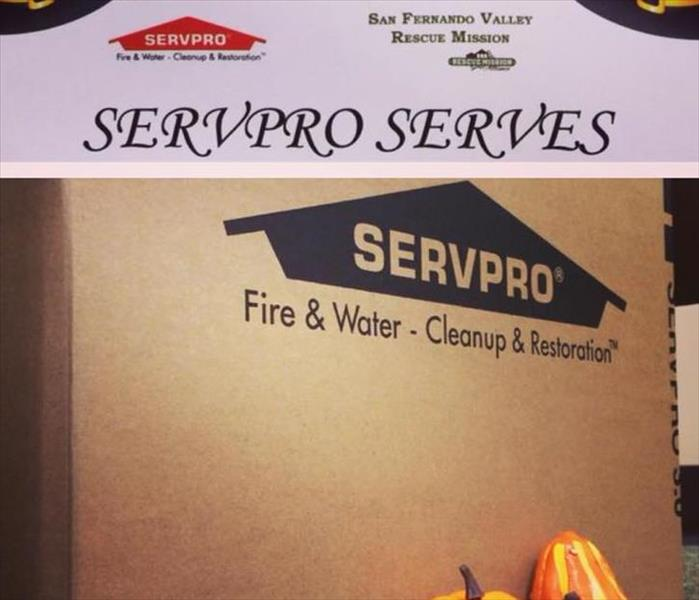 Our Annual SERVPRO Serves Drive