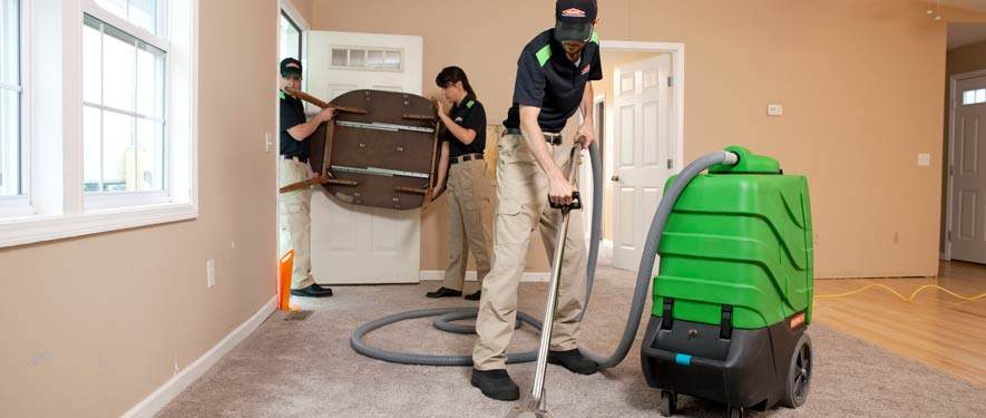 Burbank, CA residential restoration cleaning